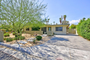 Charming Remodeled 3 Bedroom Palm Desert Home for Sale
