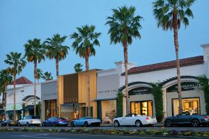 El Paseo Drive Shopping in Palm Desert CA
