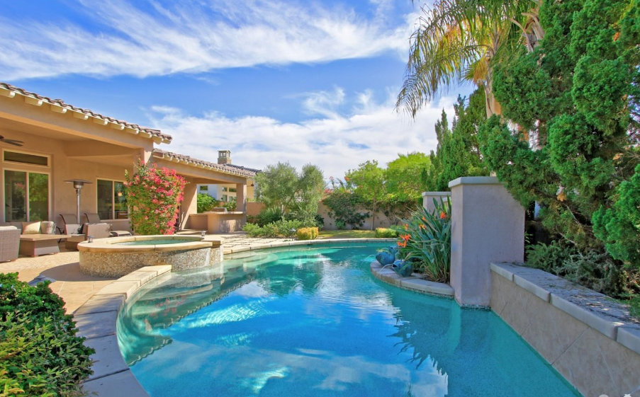 Stunning Former Model Home For Sale Griffin Ranch La Quinta CA