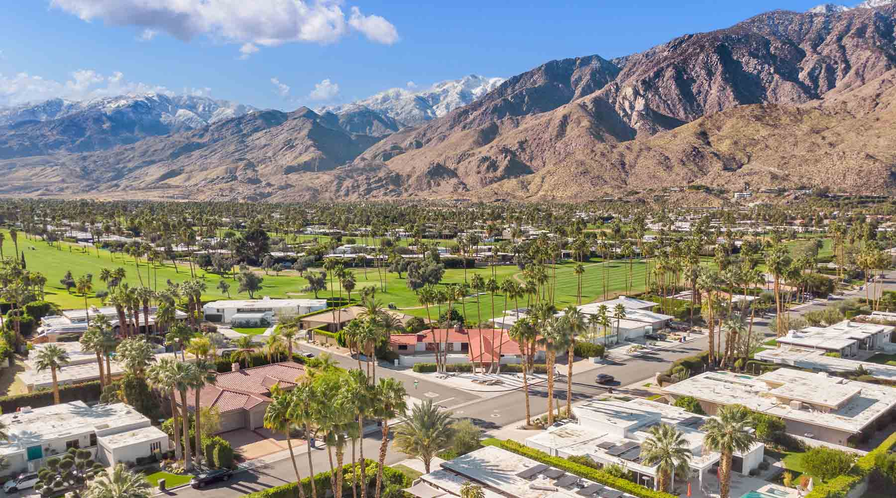 Why You Should Consider Living in Palm Springs